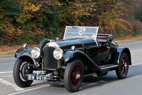 1920s Bentley 3 Litre Speed 2 Seater