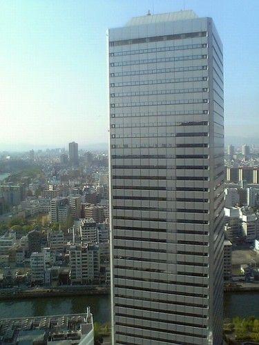 TWIN21・OBPパナソニックタワー ...