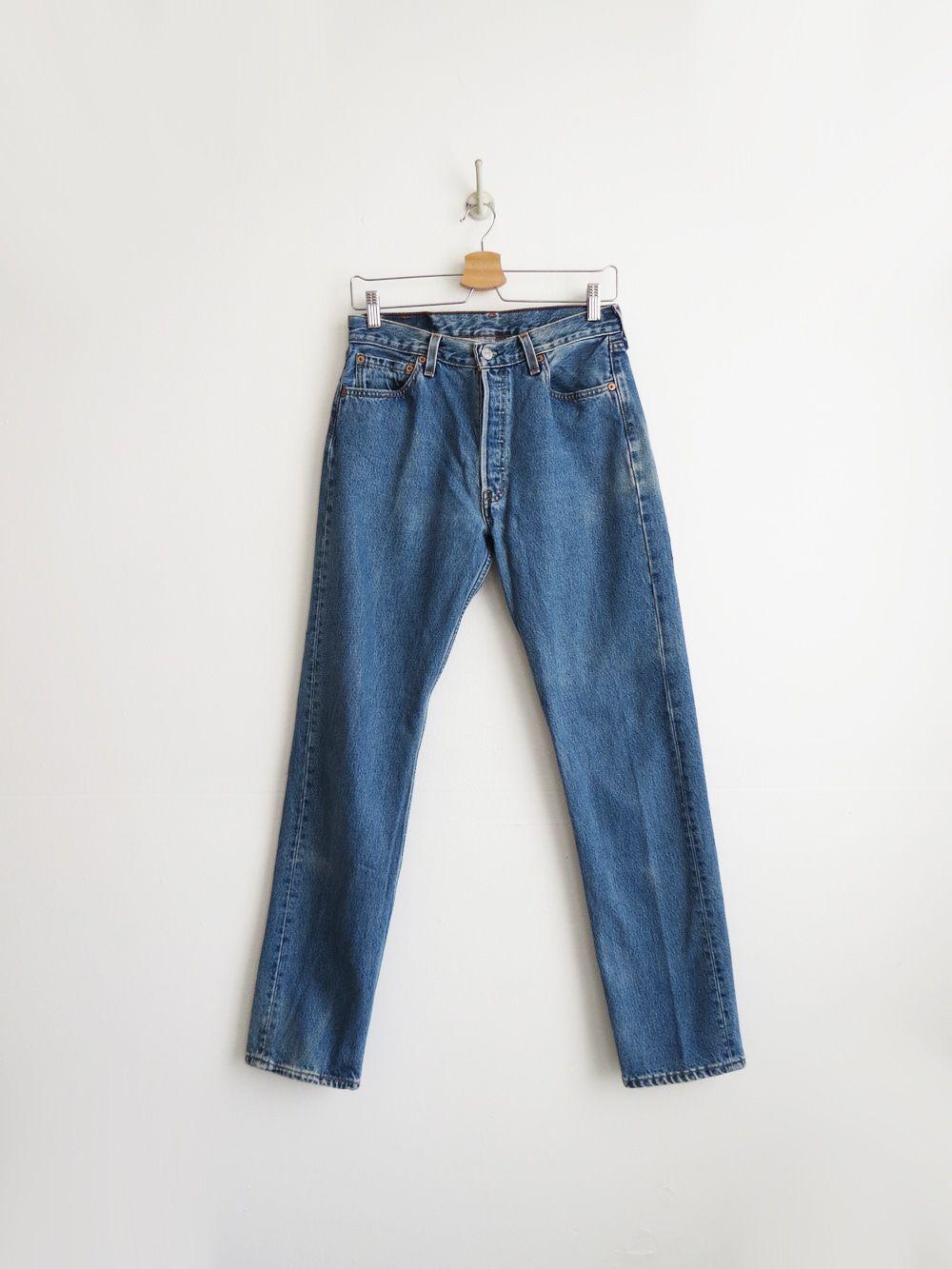 DENIM - Denim trousers 28.5 DZVzrNPe
