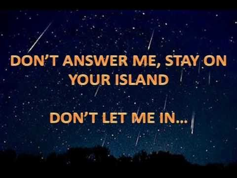Don T Answer Me Alan Parsons Project With Lyrics Alan