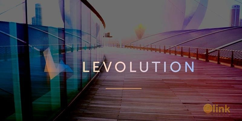 Levolution Blockchain Product Launch Marketing
