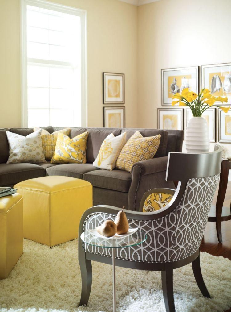Peinture Dcorative  Quelle Couleur De Salon Et De Chambre
