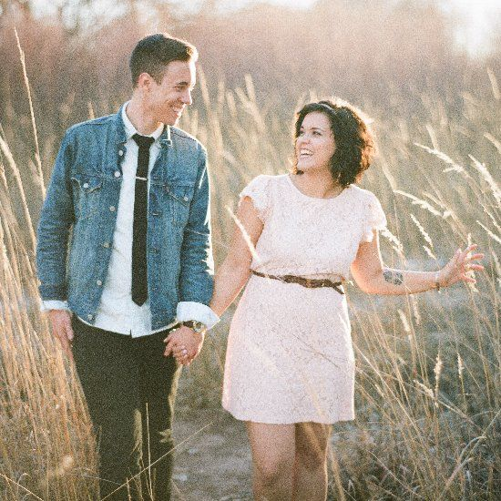 Meet Ben and Carissa, they are an adorable newly engaged couple. We shot this entire engagement session on film using a Contax 645.