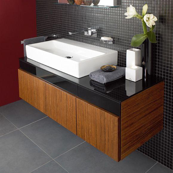 Villeroy Boch Memento Vanity Washbasin Starwhite Ceramicplus Without Tap Hole 51338fr2 Unterschrank Gaste Wc Badezimmer