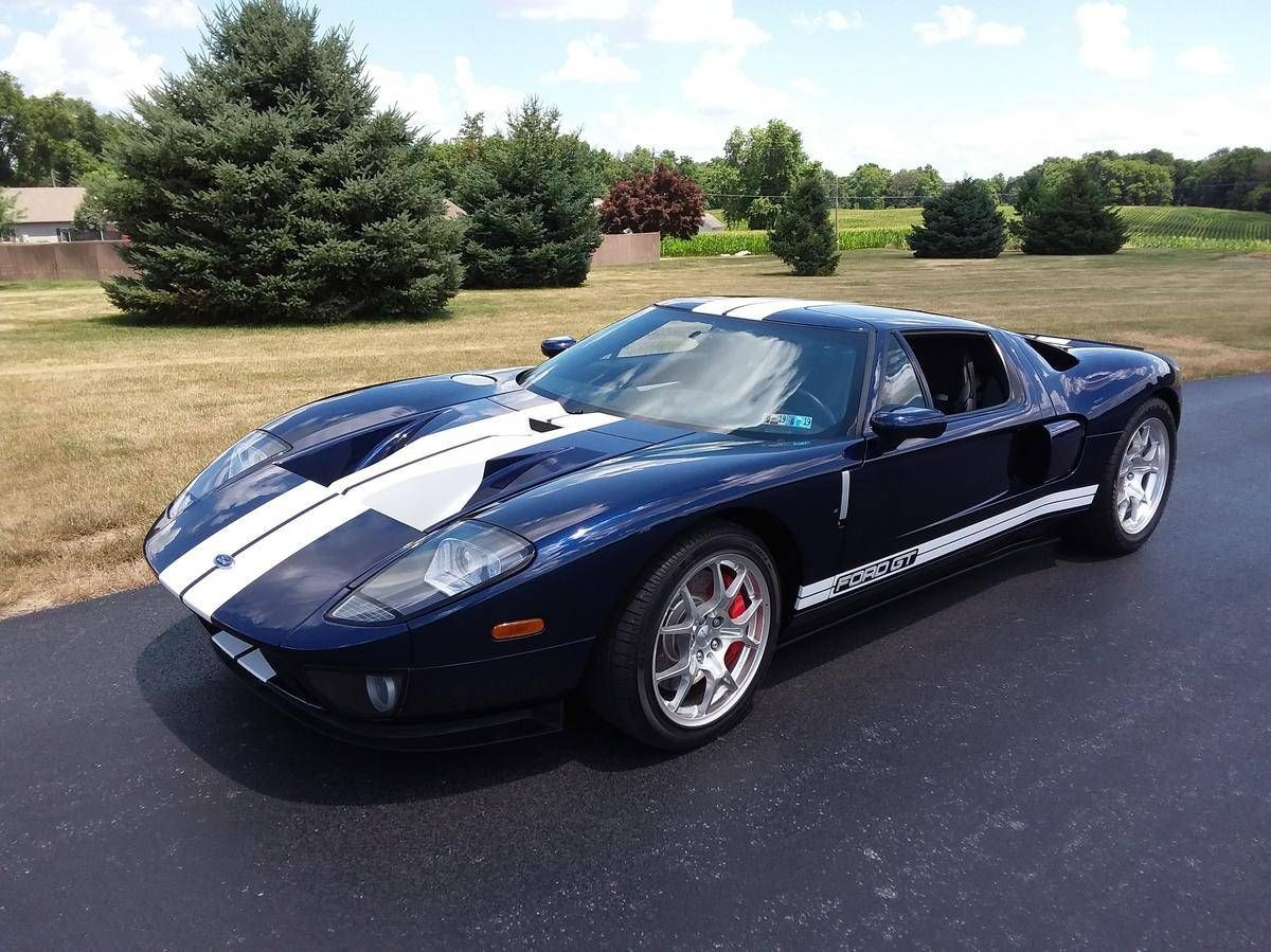 2006 Ford Gt For Sale 2140683 Hemmings Motor News Ford Gt