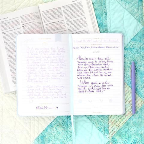 Write The Word Journal   Cultivate Faith Bible Journaling
