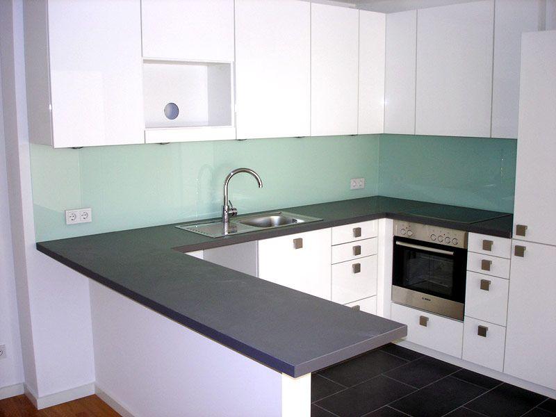 glas-spritzschutz-4jpg (800×600) Küchen Pinterest