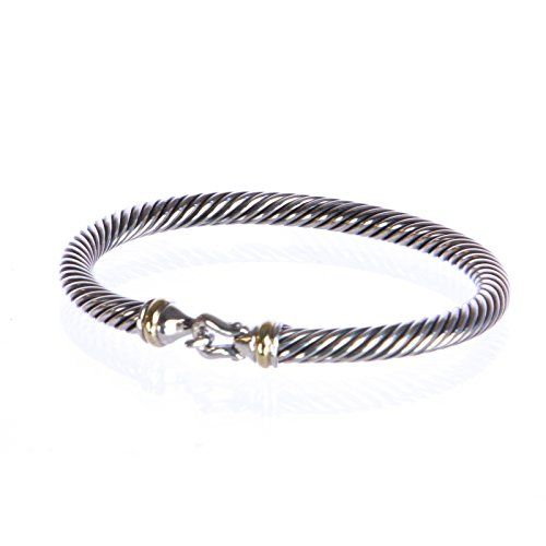 Walk Into Fashion IS NOT an authorized David Yurman dealer seller or affiliated with David Yurman in any way. DAVID YURMAN is a registered TRADEMARK of David Yurman Inc. This web-site is not affilia...
