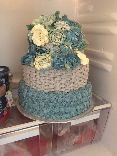 Wedding Cake Hochzeitstorte Buttercreme Swiss Meringue Cheescake