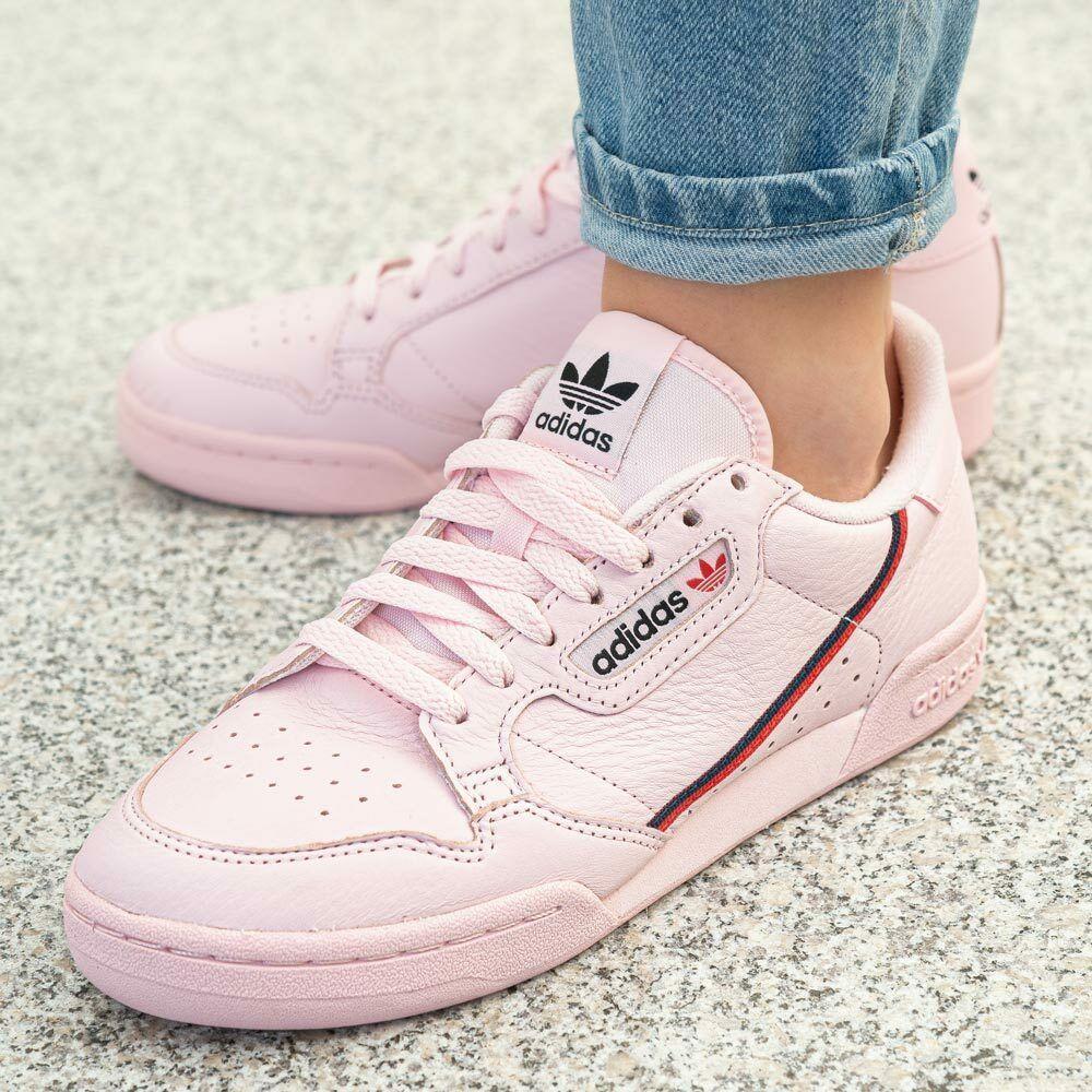 Adidas Continental 80 W Sneaker Damen Damenschuhe Turnschuhe ...