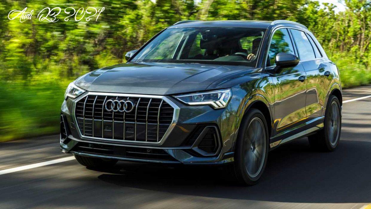 Audi Q3 2021 Images in 2020 Audi q3, Audi, Suv
