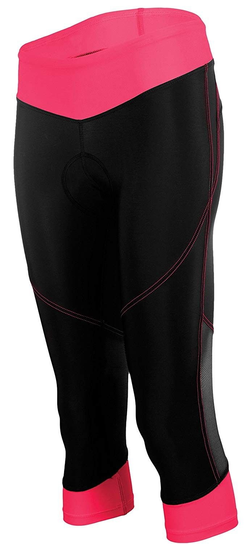 Melody Capri - Hot Pink - CI18593TL3R - Sports & Fitness Clothing, Women, Compression, Compression P...