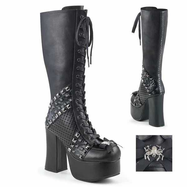 b53e369bf88 So excited to get this from The Violet Vixen. Widow Stomper Boots   thevioletvixen