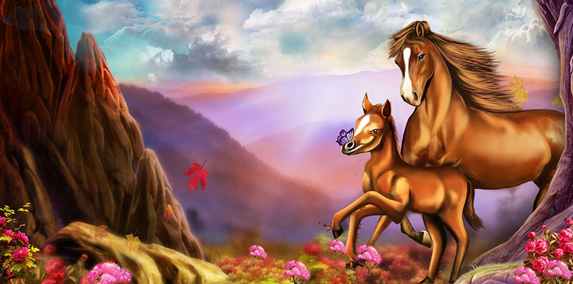 Wolf quest Virtual world games, Virtual world, Horse