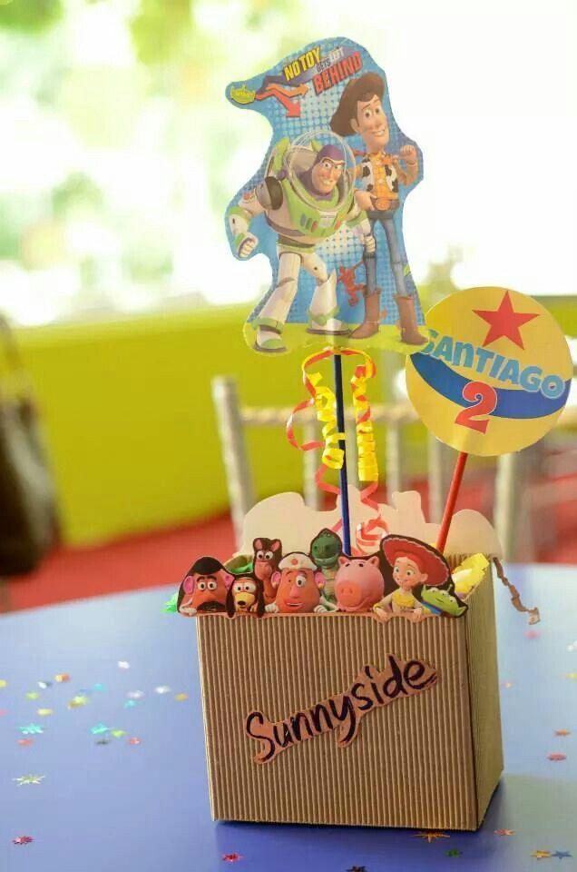 Pin De Cynthia En Bday Toy Story Cumpleaños De Toy Story