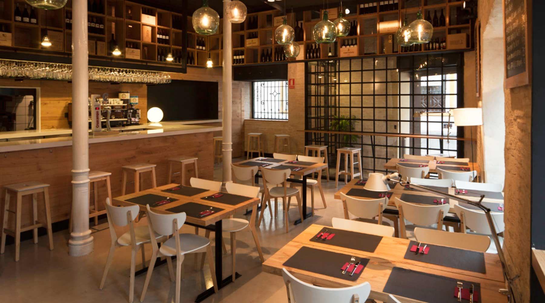 Detalle interior muebles de dise o a medida para for Muebles bar diseno