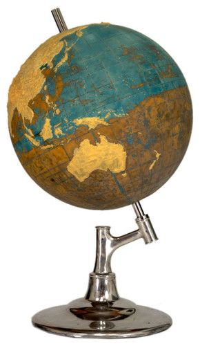 Braille Globe From 1959 At 1st Dibs