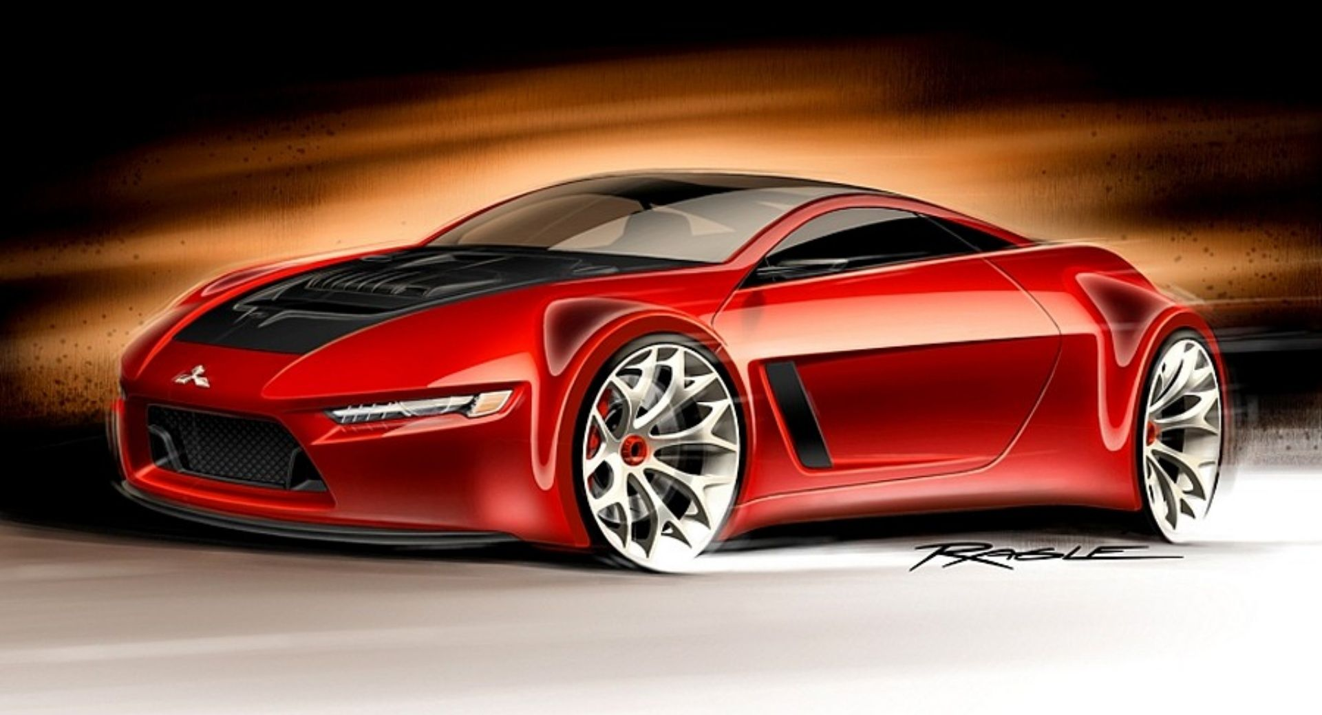 Mitsubishi Concept Sports Car Hd Latest Car