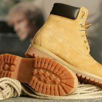 comment nettoyer bottes timberland