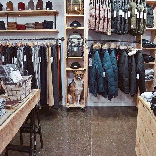 Where's Lily? Full FallWinter14 offering is now in the store. #ShopMutt #Shelfie