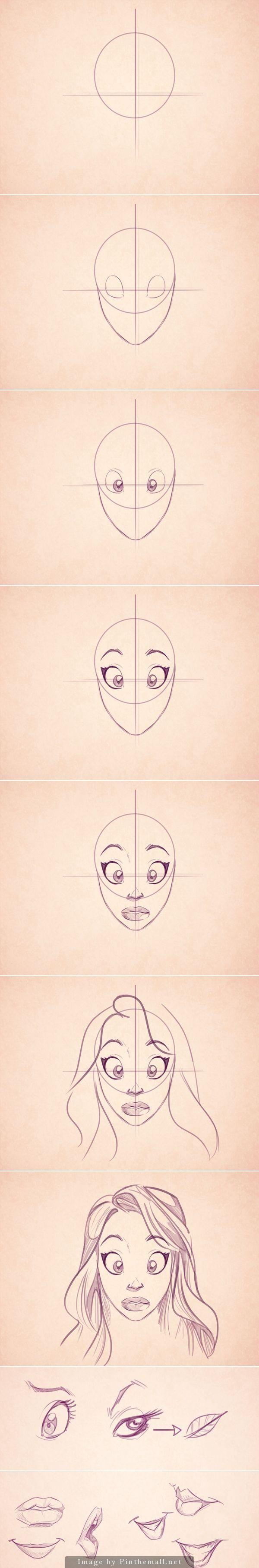 Cartoon Fundamentals: How to Draw the Female Form: