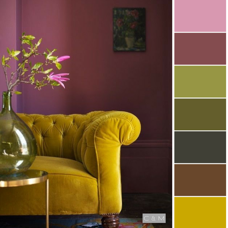 Pin By Tambour טמבור On Color Inspiration Living Room Color Schemes Room Color Schemes Living Room Colors