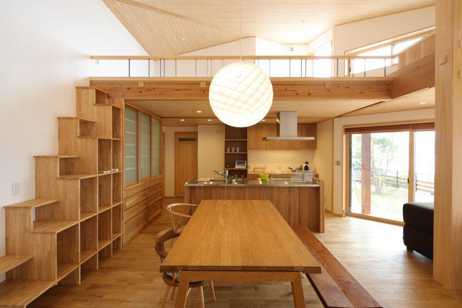 海の見える家 家 ロフト ハウスデザイン