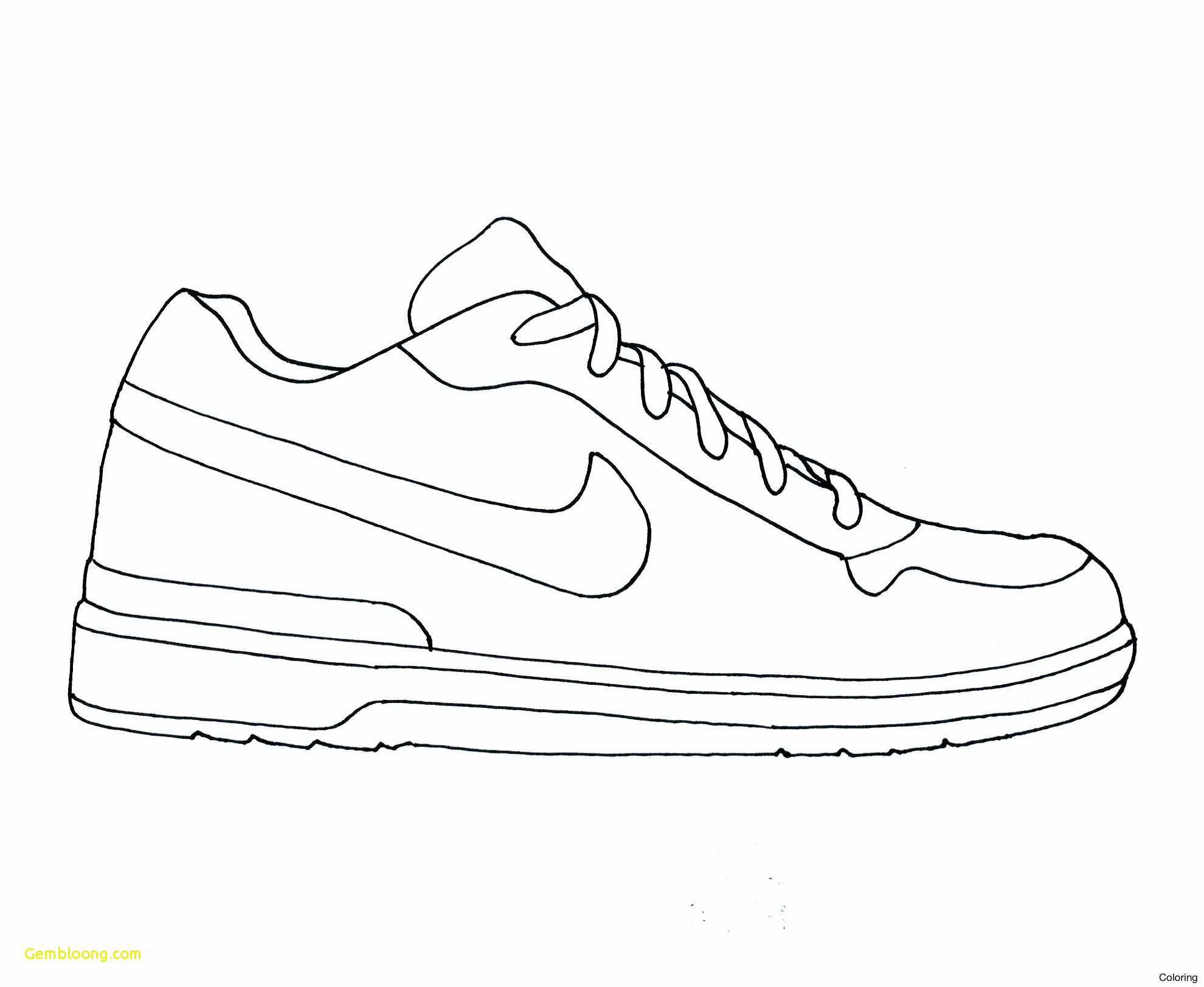 27 Great Photo Of Nike Coloring Pages Albanysinsanity Com Shoes Clipart Pictures Of Shoes Pictures Of Jordans