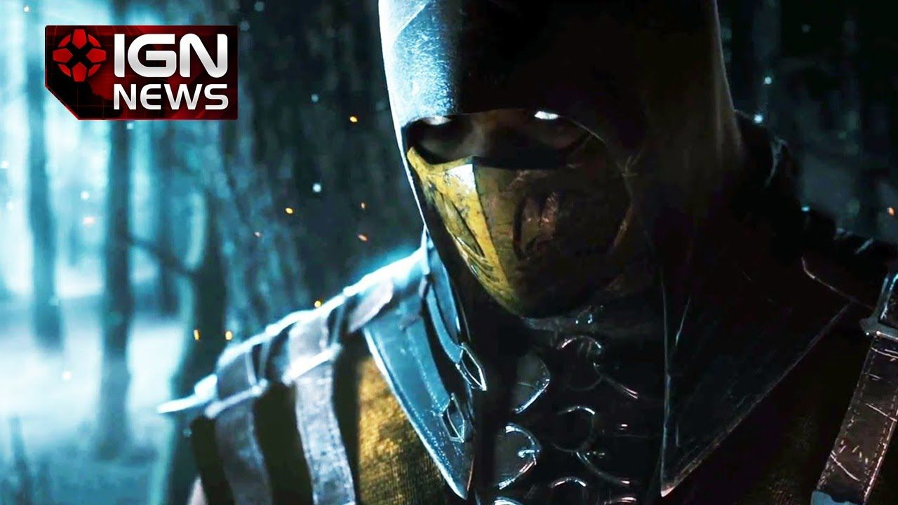 Mortal Kombat X 'Kombat Pack' Includes Four DLC Characters - IGN