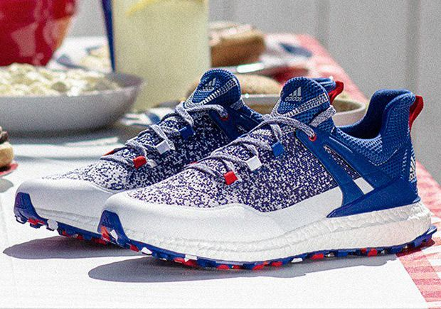 brand new 0e2e0 adc02  sneakers  news adidas Golf Releases US Open Themed Ultra Boosts