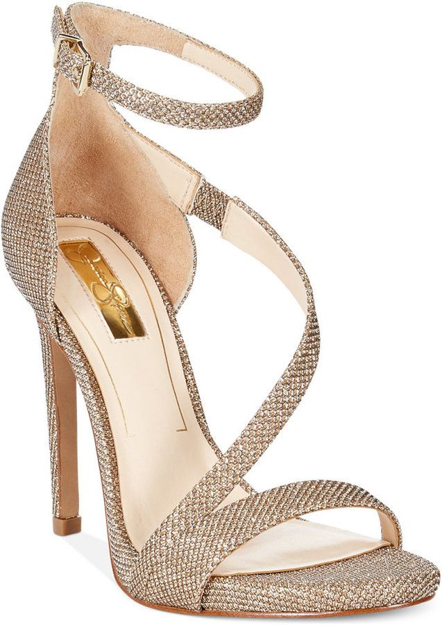 81840920d44 Jessica Simpson Rayli Evening Sandals
