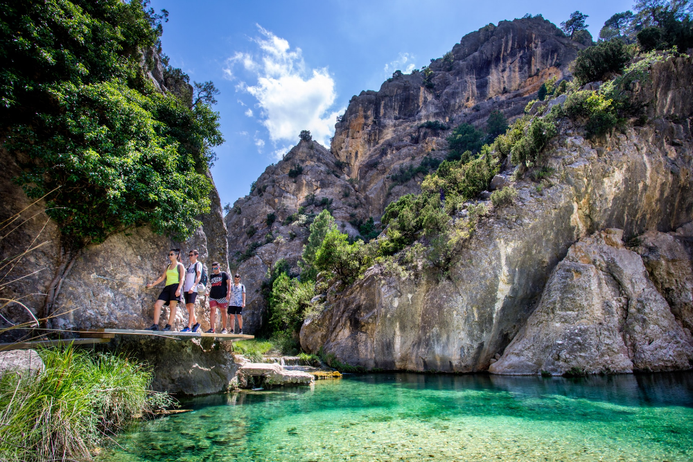 Excursiones Con Niños En Aragon Mamás Viajeras Aragón Rutas De Senderismo Mirador Del Rio