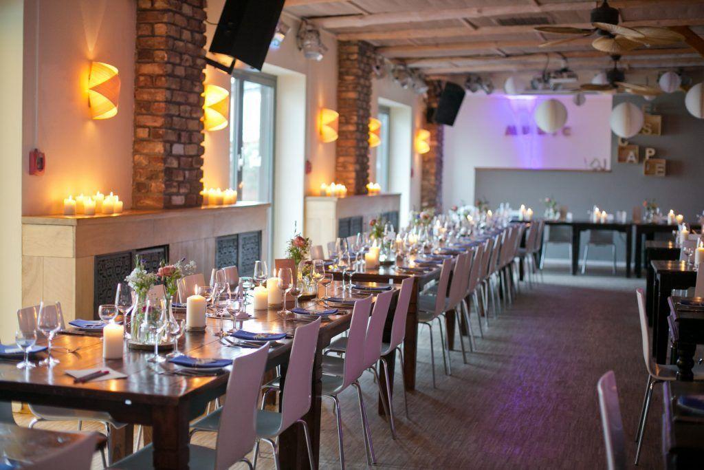 Escape Munster Location Deko Dekoration Hochzeit Hochzeitslocation Regen Hochzeit Hochzeitslocation Munster