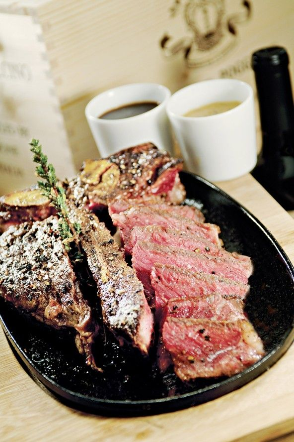 How to cook the perfect steak: Wolfgang gives his top tips to GQ! Click for the interview. #wolfgangpuck