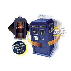 I Must Own This Underground Doctor Who Flight Control Tardis Motion Activated Model Doctor Who Merchandise Tardis Doctor Who