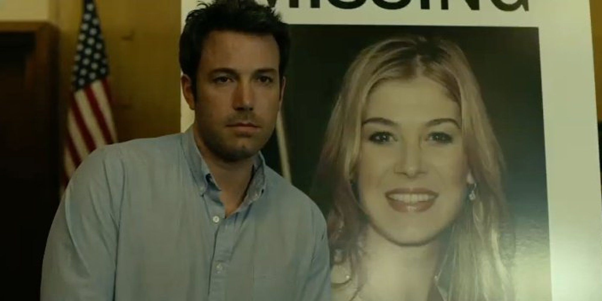 A Psychiatrist Weighs In On 'Gone Girl' Ben affleck gone