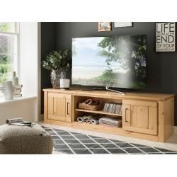 Tv Board Iii Krylo country house style solid pine, 188 x ...