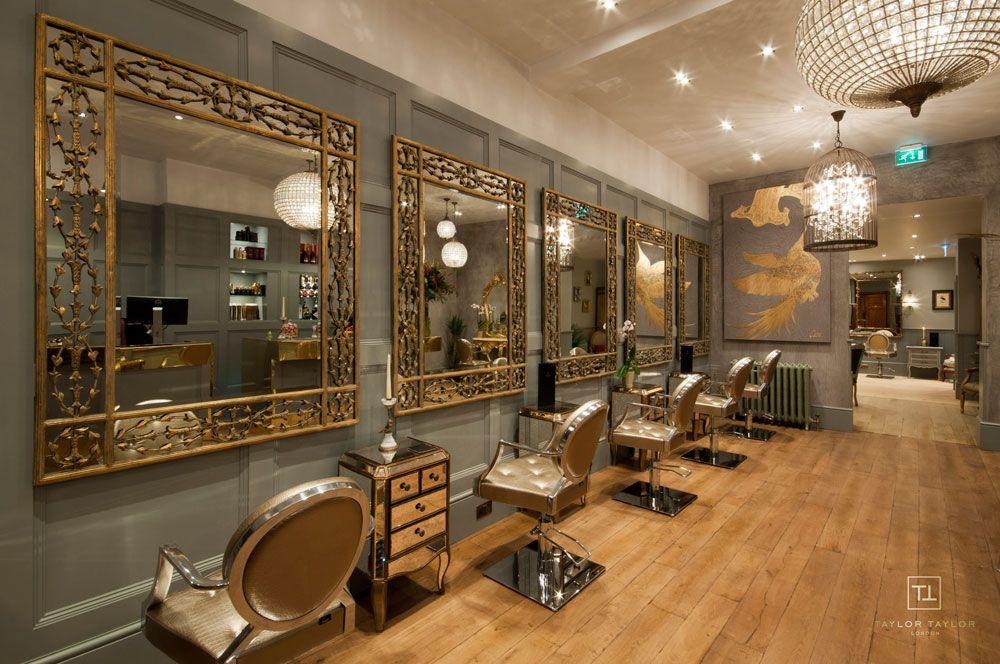 Hairdresser salon buscar con google espacios for Interior stylist london