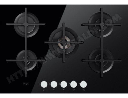 Plaque Gaz Whirlpool Akt 8000 Nb Wishlist Kitchen