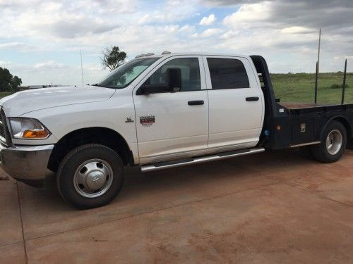 Dodge Ram Truck Bed For Sale >> 2011 Dodge Ram 3500 St 4x4 With Hay Bed For Sale For More