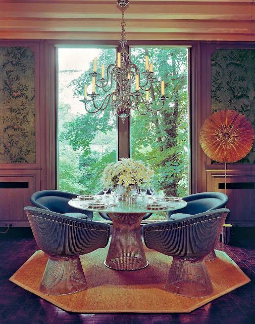 Warren Platner, American designer    1919-2006