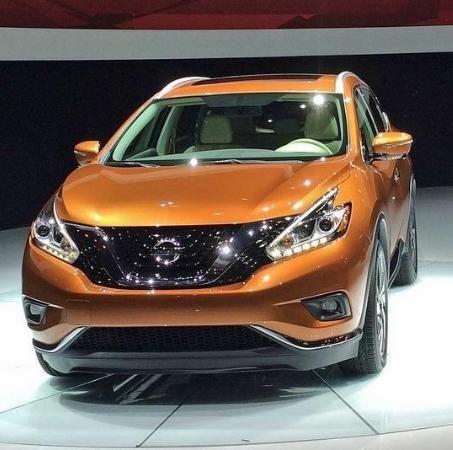 Nissan Debuts 'Futuristic' Murano With NASA-Inspired Seats | Tech