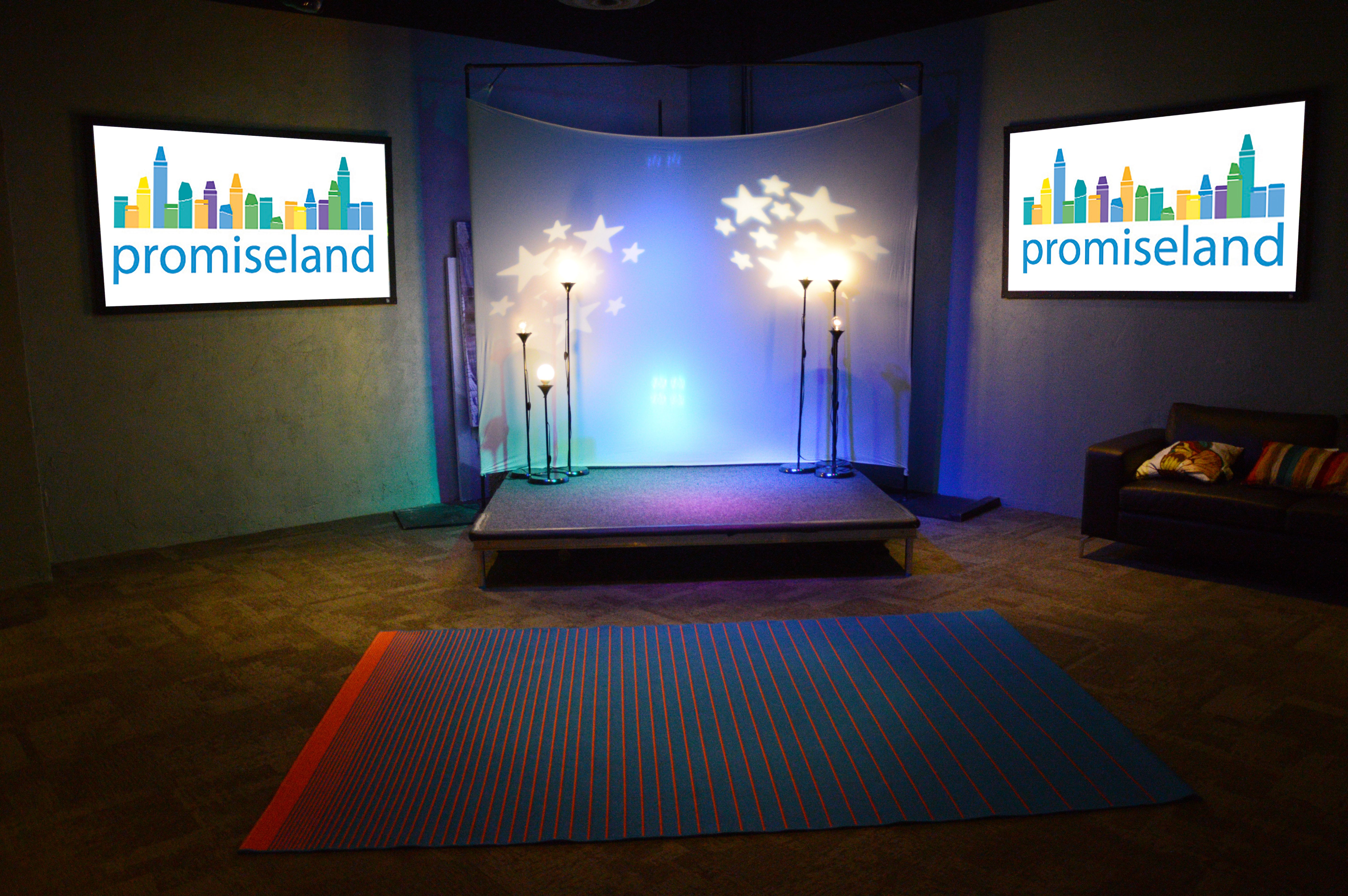 Small Stage Design Childrens Ministry Room Church Stage Design