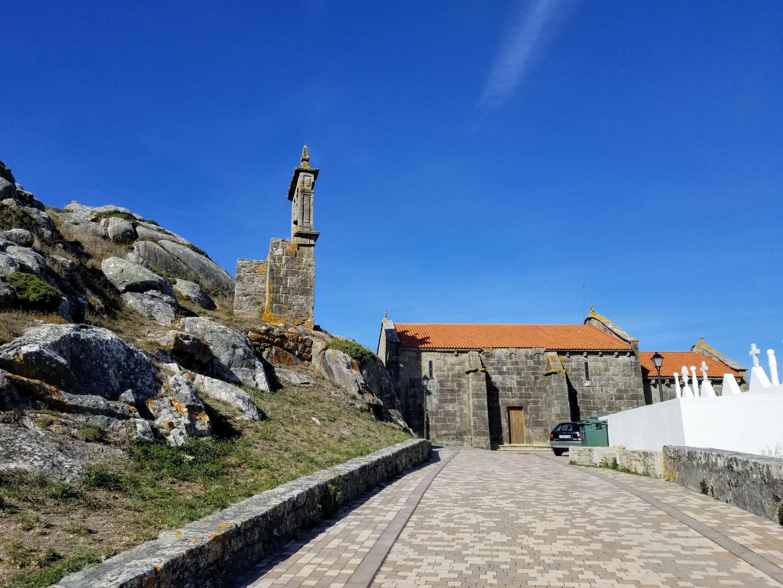 Day Three On The Camino Finisterre Hospital To Muxía 27 15 Km The Camino Camino De Santiago Pilgrimage