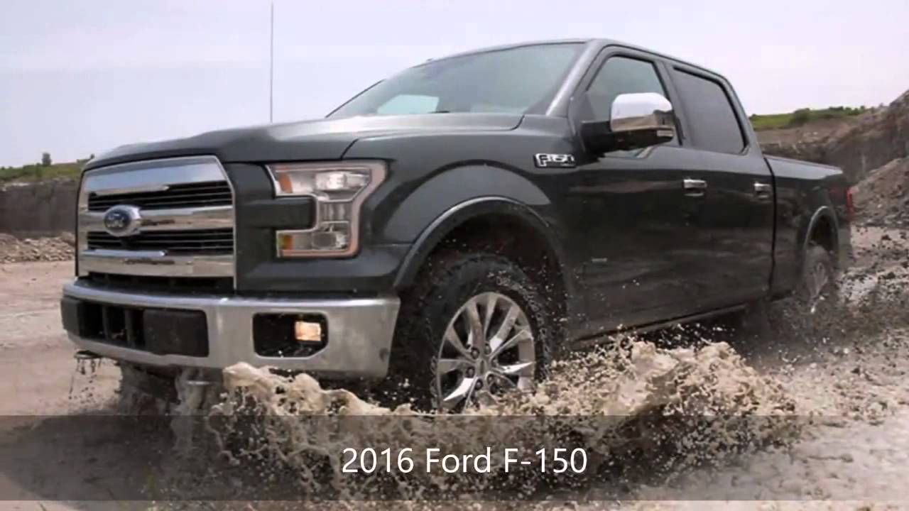 2016 Ford F 150 At Phil Fitts Ford Serving Pittsburgh Pa And