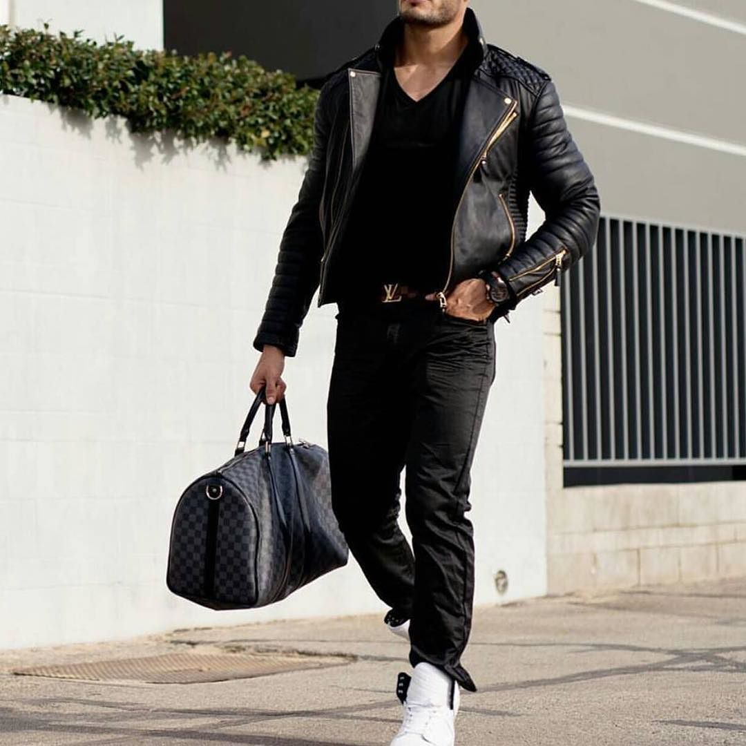 Men's Fashion Instagram Page Jackets men fashion