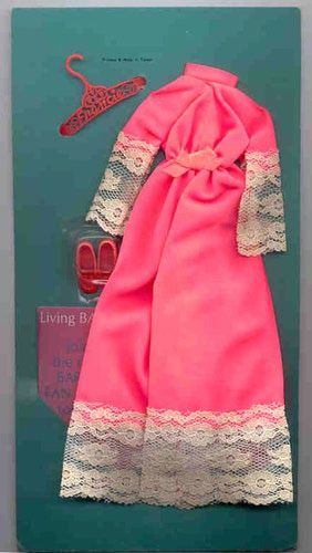 Vintage Barbie Clothing Photo Gallery: Vintage Francie The Entertainer #1763 c. 1970-1971