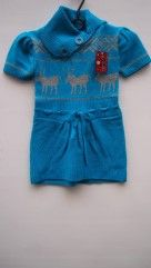 Sweter dziecięcy TE01 MIX 122-146