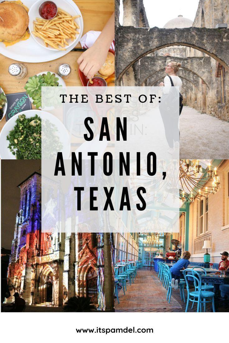 Let's Go To: San Antonio, TX -   17 travel destinations Texas kids ideas