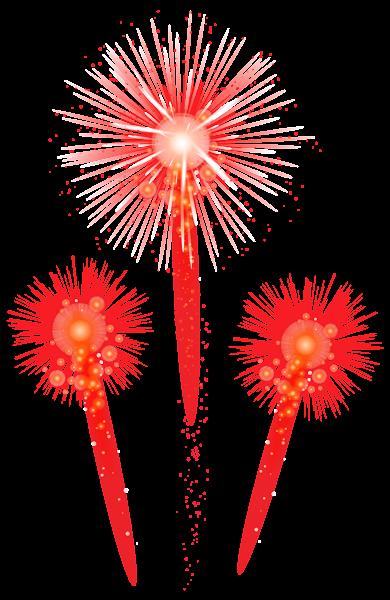 Red Fireworks Clip Art Png Image Clip Art Free Clip Art Fireworks